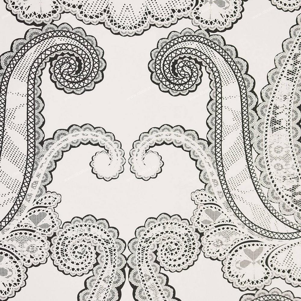 Английские обои Clarke & Clarke,  коллекция Floribunda, артикулW0039-02