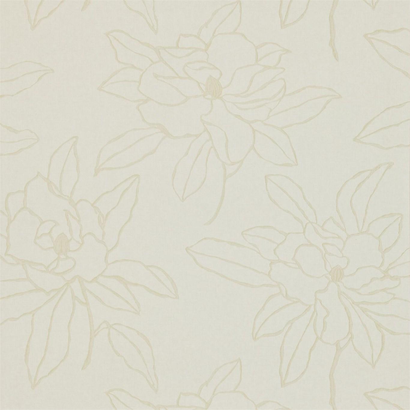 Английские обои Sanderson,  коллекция Parchment Flowers, артикулDPFWMA102