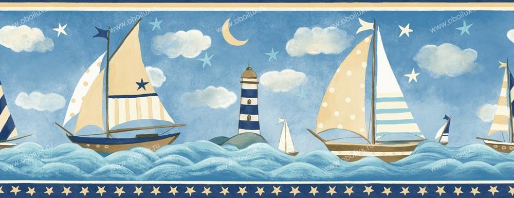 Канадские обои Blue Mountain,  коллекция Bright Ideas, артикулLV192340B