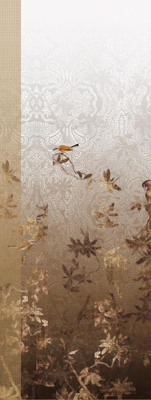 Бельгийские обои Khroma,  коллекция Bruggia, артикулDGBRU1041