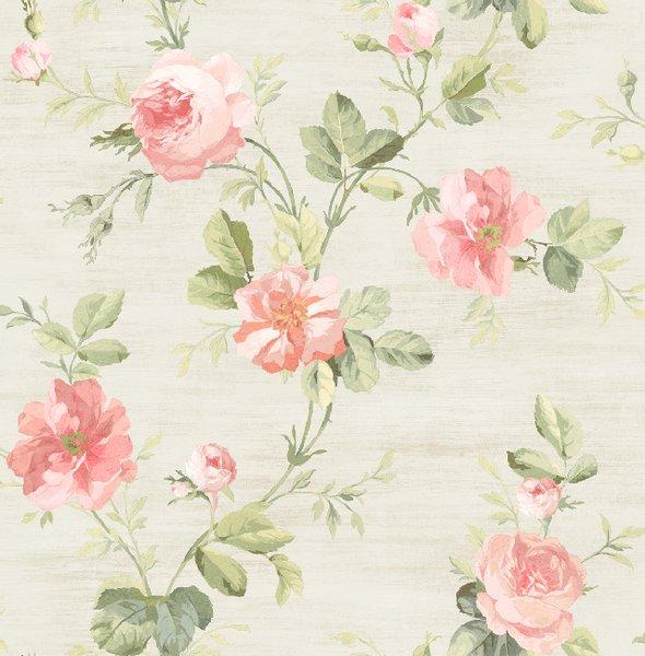 Американские обои Wallquest,  коллекция English Rose, артикулEN11108