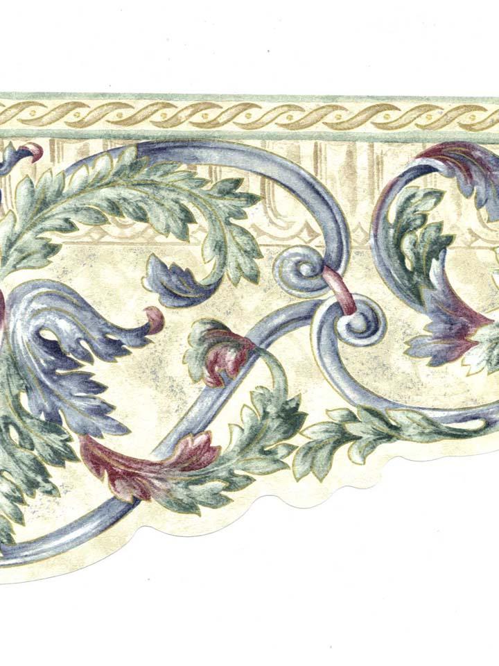Канадские обои Blue Mountain,  коллекция Borders, артикулBC1582686