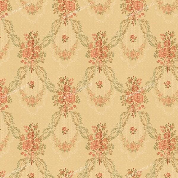 Американские обои Wallquest,  коллекция French Tapestry, артикулTS71301