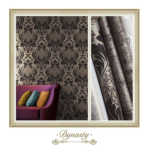Немецкие обои KT-Exclusive,  коллекция Dynasty, артикулfs3085