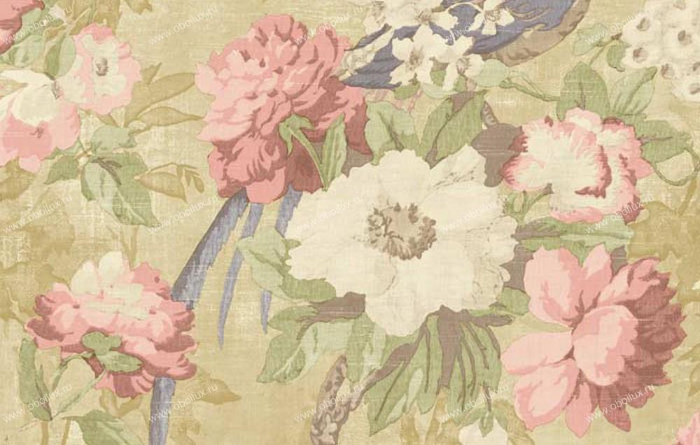 Американские обои Thibaut,  коллекция Baroque, артикулR0164