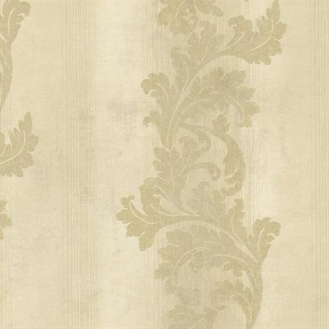 Американские обои York,  коллекция Gold Leaf, артикулGF0817