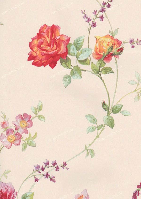 Итальянские обои Limonta,  коллекция Little Garden, артикул53505