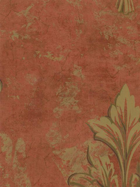 Американские обои Wallquest,  коллекция Sandpiper Studios - Versailles, артикулVS41501