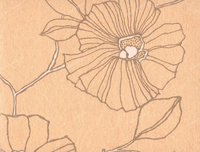 Немецкие обои Marburg,  коллекция Luigi Colani Tsavo, артикул50338