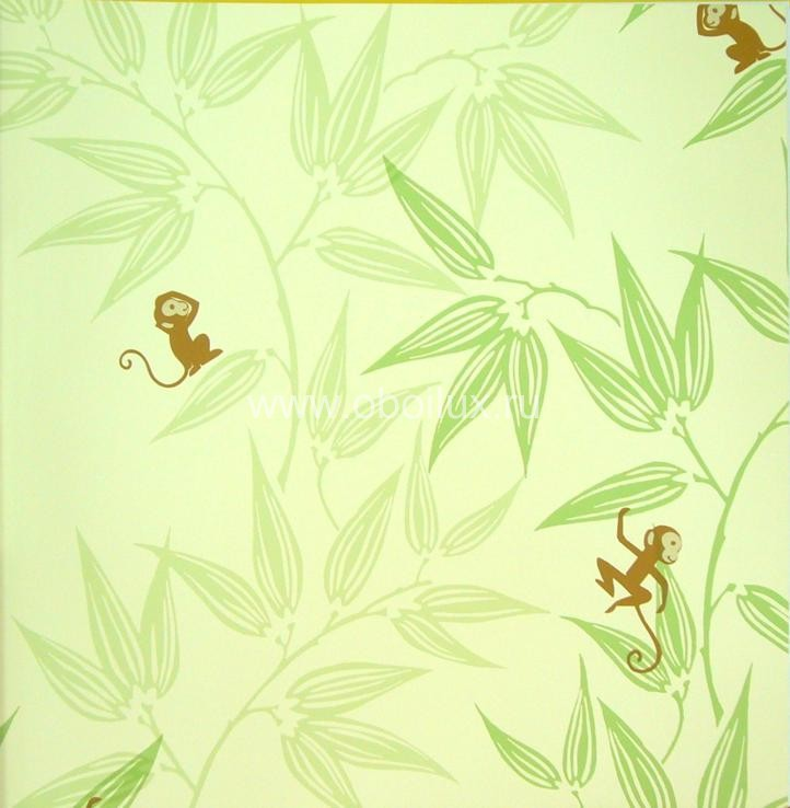 Американские обои Wallquest,  коллекция Little Squirt, артикулPK62904