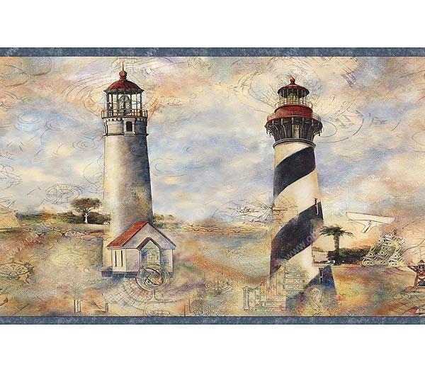 Американские обои Chesapeake,  коллекция Coastal waters, артикулCW32081B