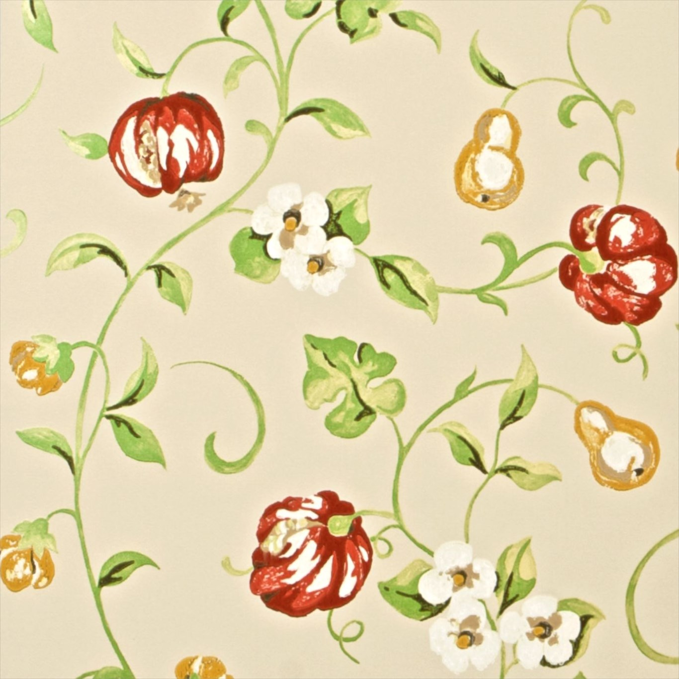 Английские обои Sanderson,  коллекция Wallpapers from a Painters Garden, артикулDAPGPO105