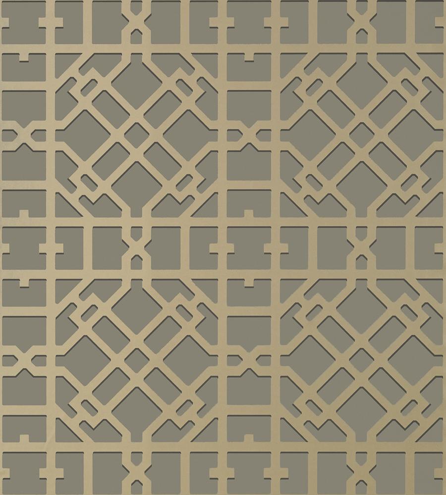 Американские обои Thibaut,  коллекция Geometric Resource II, артикулT11035