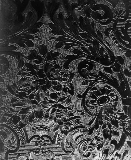 Французские обои Zuber,  коллекция Anastasia, артикул374-NOIR