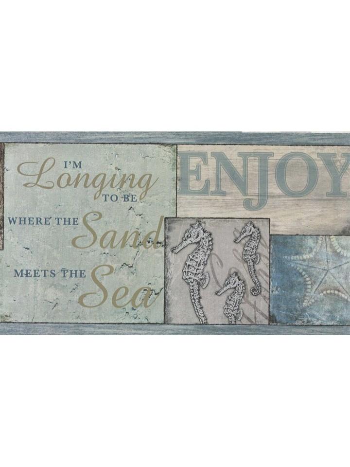 Американские обои Chesapeake,  коллекция Sand Dollar, артикулDLR53511B