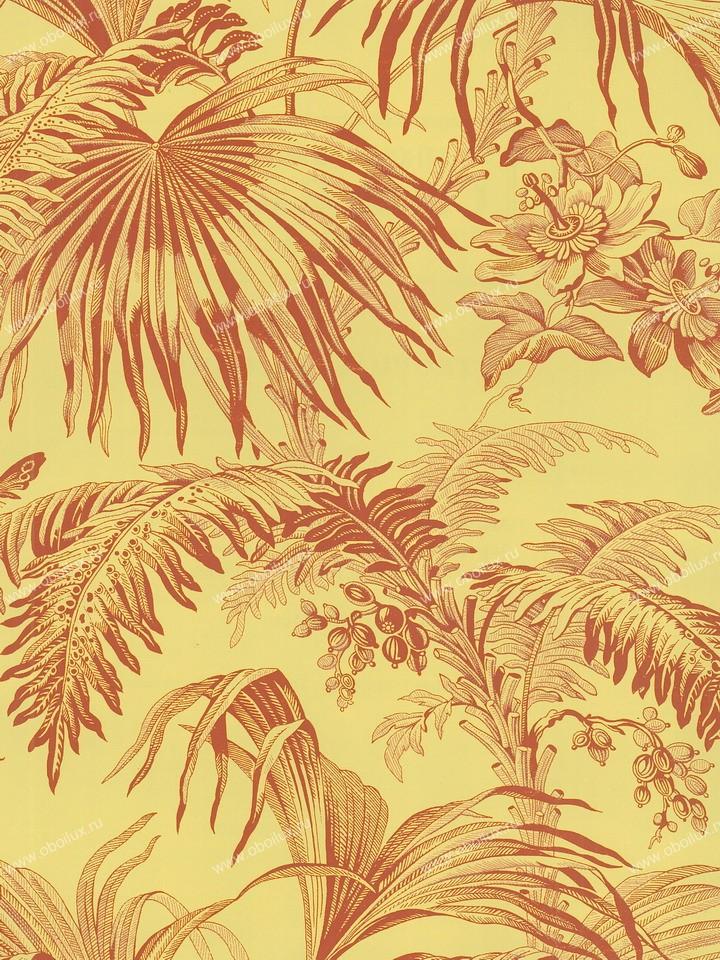 Американские обои Stroheim,  коллекция Color Gallery Amber, артикул7548E0133