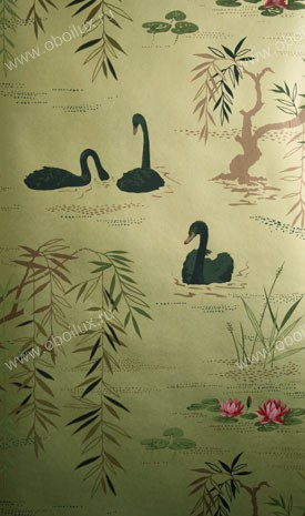 Английские обои Nina Campbell,  коллекция Wallpaper Album III, артикулNCW4020-07
