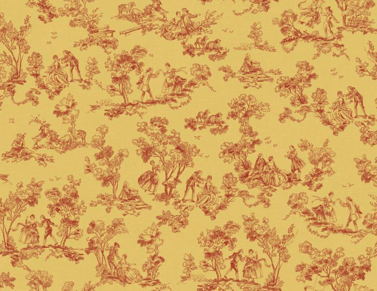 Американские обои Wallquest,  коллекция Sandpiper Studios - Heart of Provence, артикулPV10703