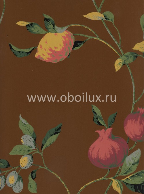 Американские обои York,  коллекция Antonina Vella - Botanica, артикулVB6711
