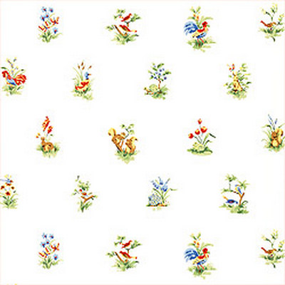 Американские обои Thibaut,  коллекция Small Print Resource II, артикулT5135
