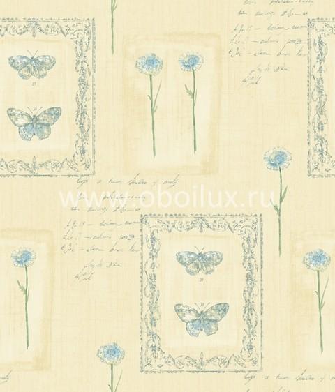 Канадские обои Blue Mountain,  коллекция Aqua, артикулBC1581784