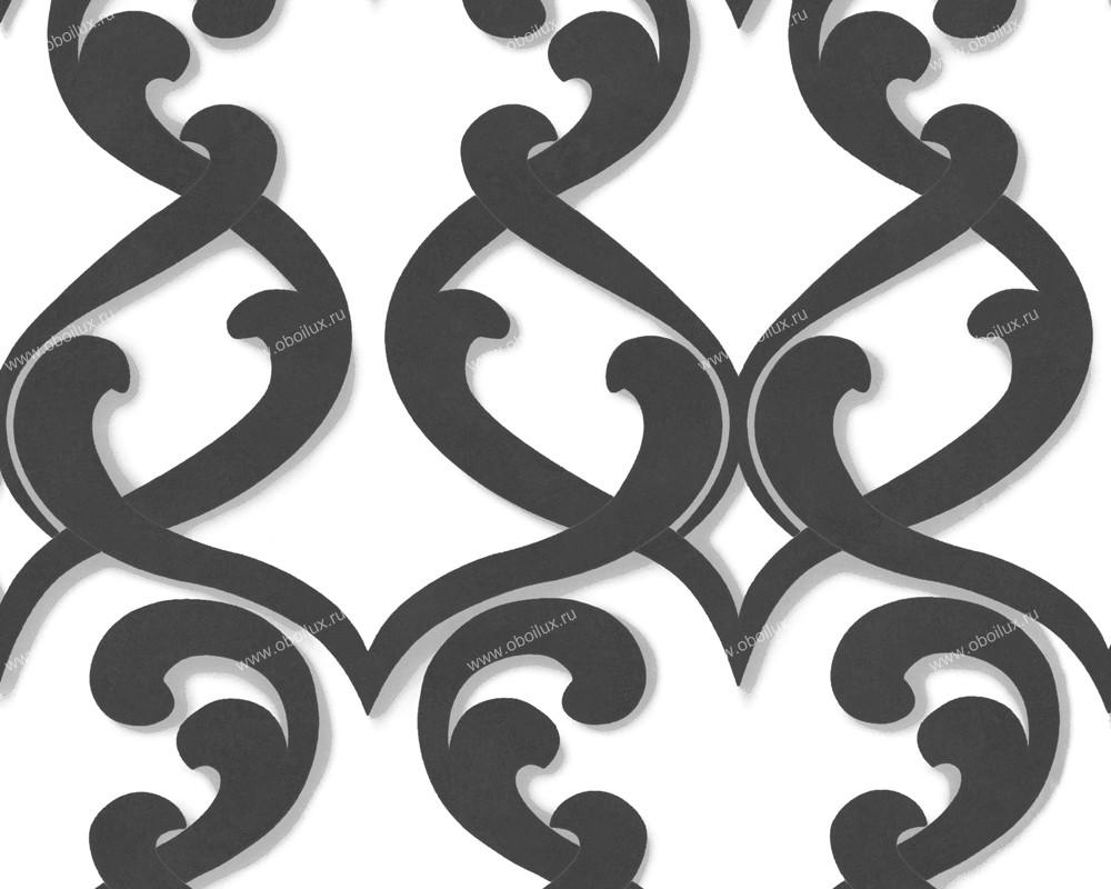 Немецкие обои A. S. Creation,  коллекция Black & White 2, артикул255952