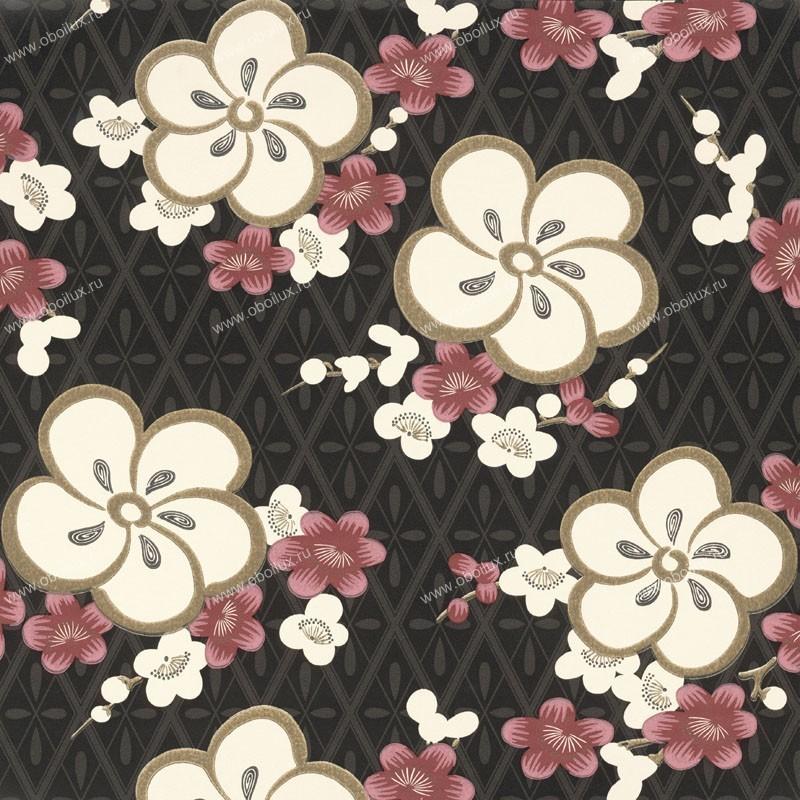 Английские обои Little Greene,  коллекция Oriental Wallpapers, артикул0275BLPINKB