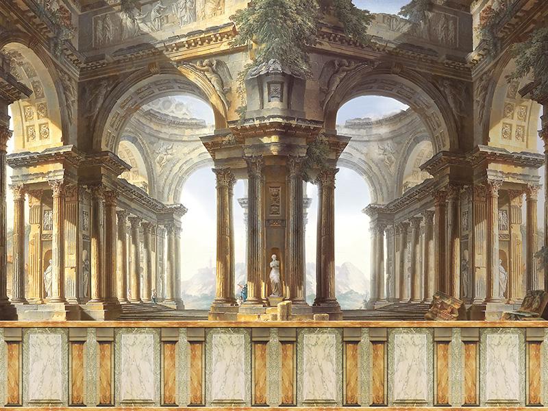 Российские обои Loymina,  коллекция Illusion II, артикулDC-050