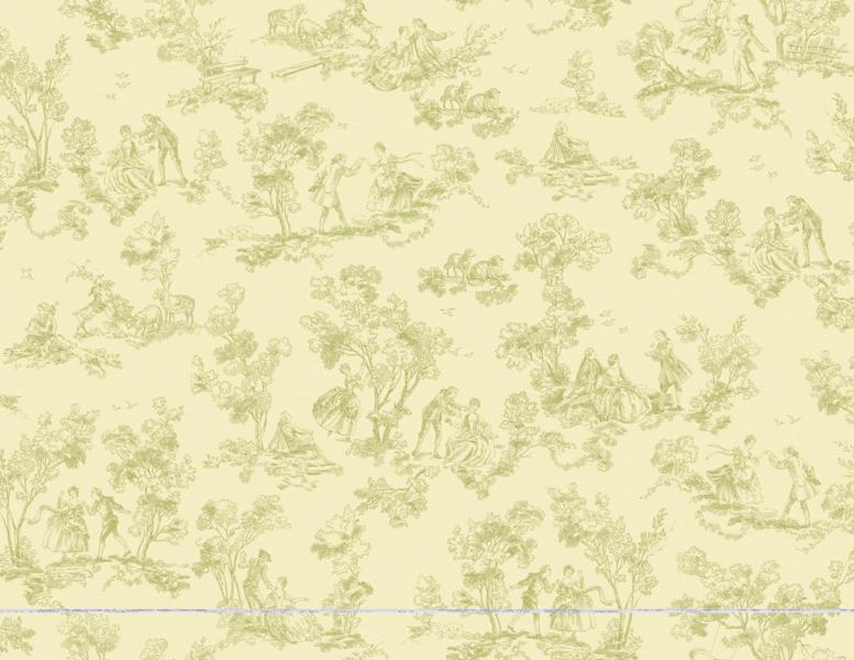 Американские обои Wallquest,  коллекция Sandpiper Studios - Heart of Provence, артикулPV10705