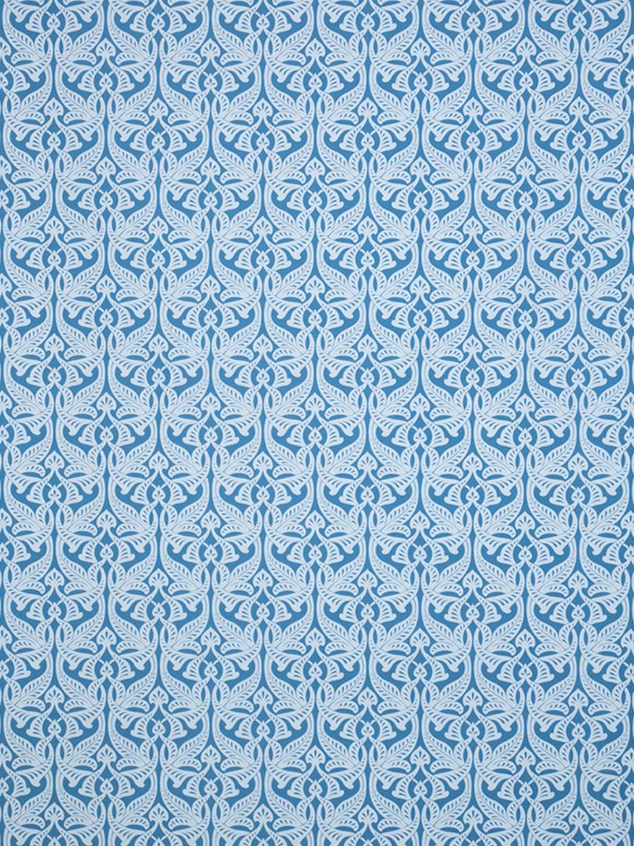 Американские обои Stroheim,  коллекция Blue & White, артикул6021901