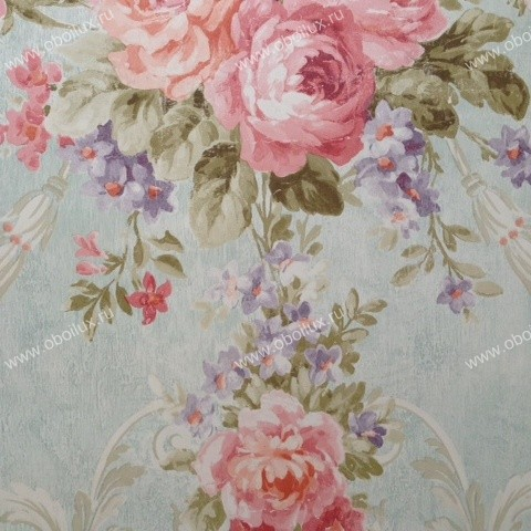 Американские обои Studio Eight,  коллекция Fleur, артикул90002