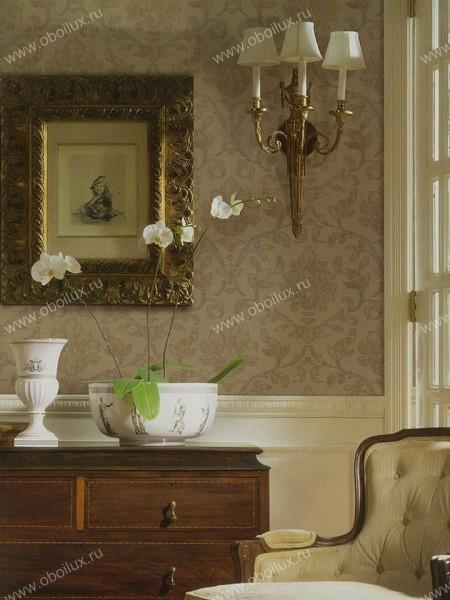 Американские обои Fresco,  коллекция Perfectly Natural, артикулPN40625