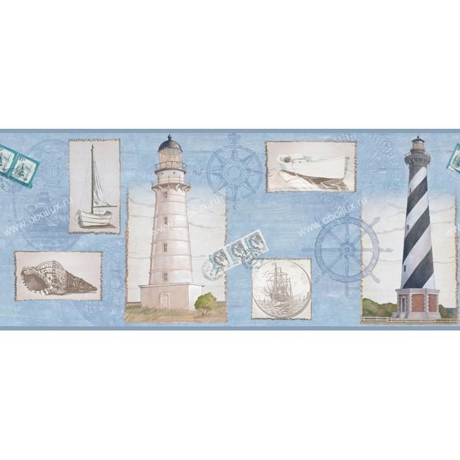 Американские обои York,  коллекция Border Portfolio, артикулBG1661BD