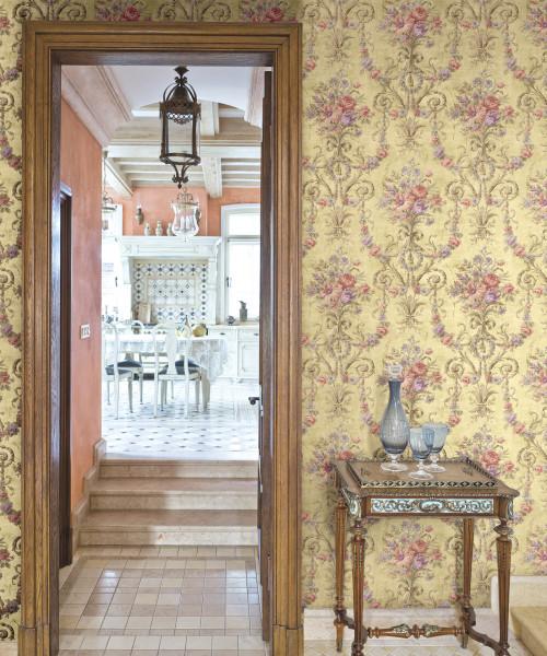 Английские обои Mayflower,  коллекция Champagne Florals, артикулMF10404