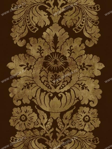 Американские обои Seabrook,  коллекция London Style, артикулdm41707