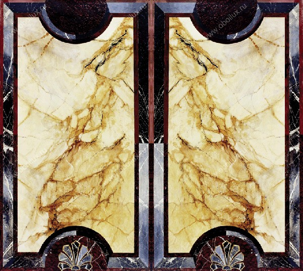 Бельгийские обои Atlas Wallcoverings,  коллекция Raphael 3, артикул1298