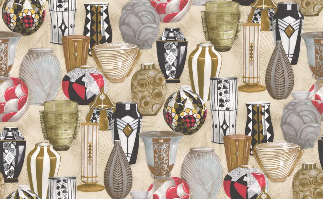Французские обои Manuel Canovas,  коллекция Papiers Peints Vol. VI, артикул03080/01