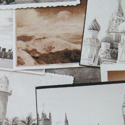 Испанские обои Vilber,  коллекция Travel, артикулW150020W01