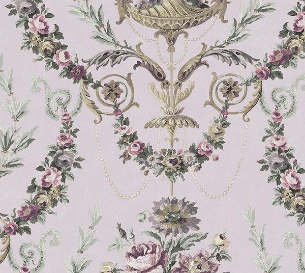 Немецкие обои KT-Exclusive,  коллекция Parisian Florals, артикулFV61019