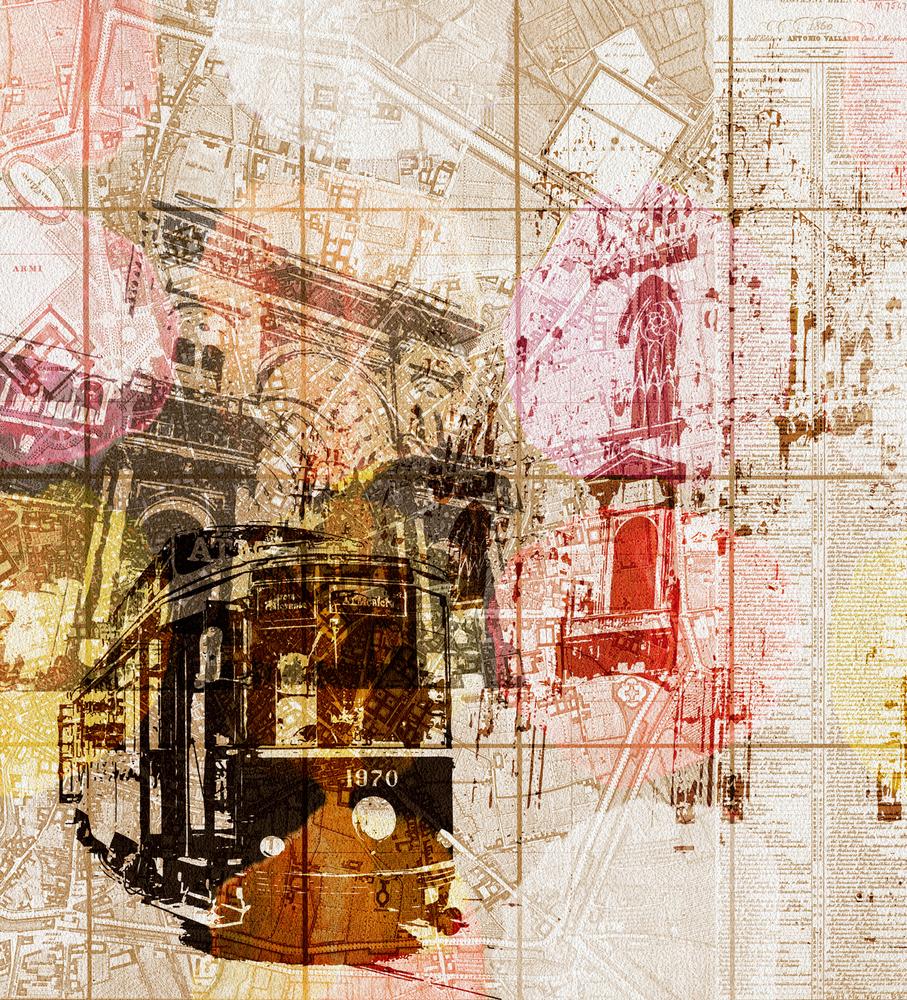 Итальянские обои J Wall,  коллекция 1002 Pandora, артикулWJQ00152
