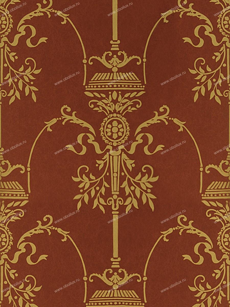 Американские обои Stroheim,  коллекция Palettes, артикулALDRIDGENONWOVENCinnamon