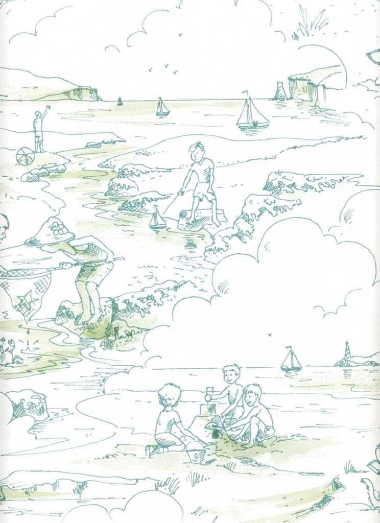 Американские обои York,  коллекция Kids vol 3, артикулKL3003