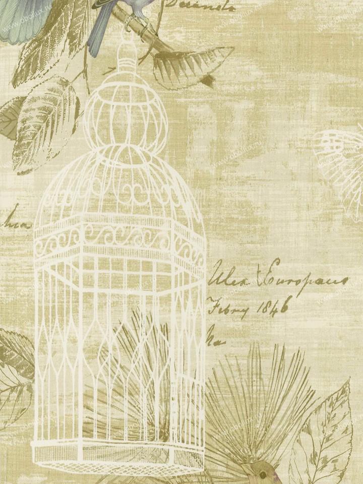 Американские обои Wallquest,  коллекция Villa Flora, артикулVB10209