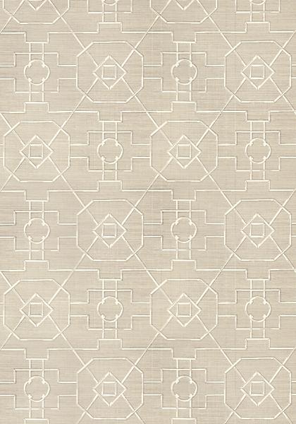 Американские обои Thibaut,  коллекция Grasscloth Resource III, артикулT41151