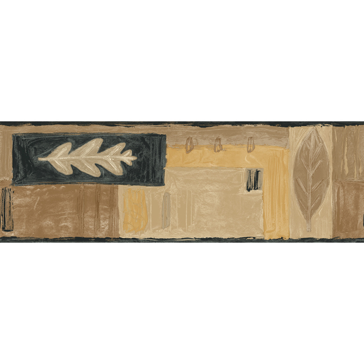 Канадские обои Blue Mountain,  коллекция Borders, артикулBC1584125