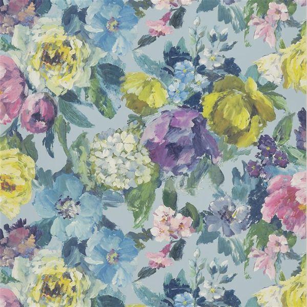 Английские обои Designers guild,  коллекция Caprifoglio Wallpapers, артикулPDG675-01
