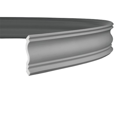 Карниз гибкий из полиуретана 1.50.126F