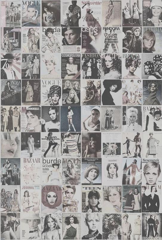 Шведские обои Mr Perswall,  коллекция Fashion, артикулP140601-4