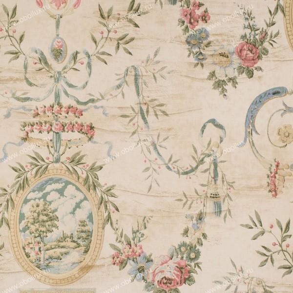 Немецкие обои KT-Exclusive,  коллекция Vintage Textiles, артикулBA61002