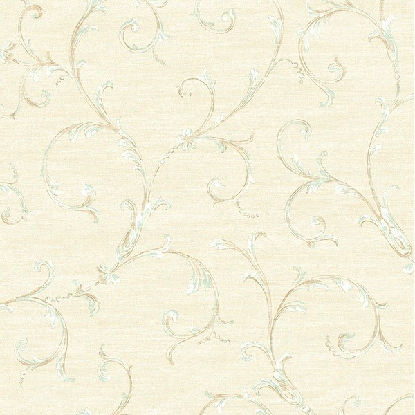 Американские обои Wallquest,  коллекция French Tapestry, артикулTS71602